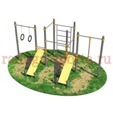 Спортивный комплекс для сдачи норм ВФСК SVS-28-M