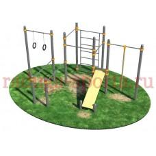 Спортивный комплекс для сдачи норм ВФСК SVS-51-M