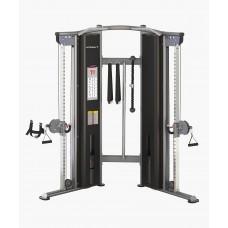 Тяга двойная регулируемая  Insight Fitness DA021