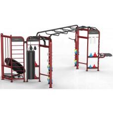 Многофункциональная рама (бокс, батут, растяжка) Insight Fitness DH013 B