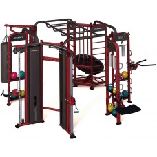 Многофункциональная рама (силовая станция, батут, бокс, растяжка) Insight Fitness DH013 D