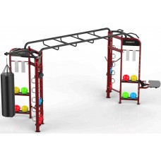 Многофункциональная рама (бокс, растяжка) Insight Fitness DH013Е