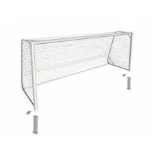 Ворота футбольные юношеские стационарные SpW-AG-500-2P