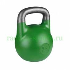 Гиря для соревнований 24 кг (ВФГС)