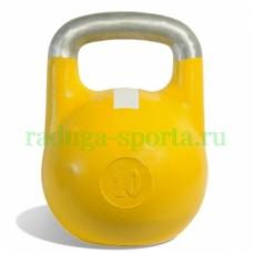 Гиря спортивная цветная 10 кг