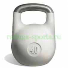 Гиря спортивная цветная 40 кг