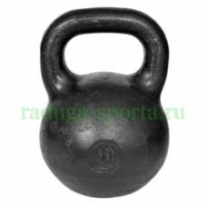 Гиря тренировочная 10 кг