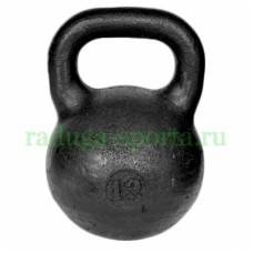 Гиря тренировочная 12 кг