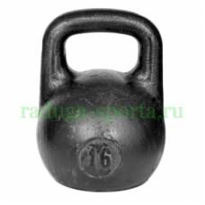 Гиря тренировочная 16 кг