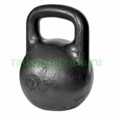 Гиря тренировочная 22 кг