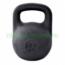 Гиря тренировочная 24 кг