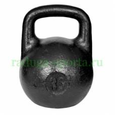 Гиря тренировочная 36 кг