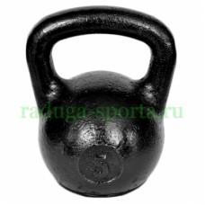 Гиря тренировочная 5 кг
