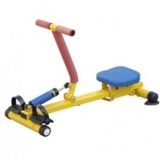 Детский гребной тренажер с одним рычагом Moove&Fun SH-04-A