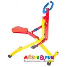 Детский тренажер Райдер (наездник) Moove&Fun SH-08