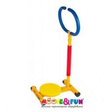 Детский тренажер Твистер с ручкой Moove&Fun SH-11