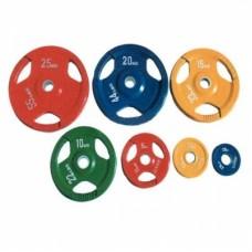 Диск олимпийский DY-H-2012-2.5