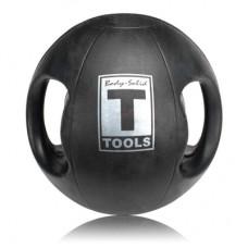 Медбол с ручками 10LB/4,5 кг Body-Solid BSTDMB10