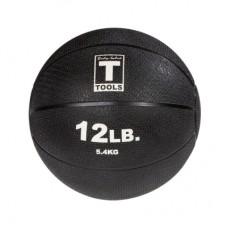 Медицинский мяч 12LB/5,4 кг Body-Solid BSTMB12