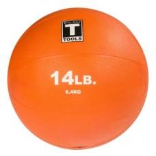 Медицинский мяч 14LB/6,4 кг Body-Solid BSTMB14