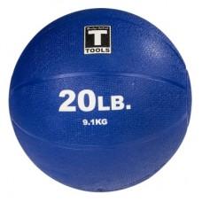 Медицинский мяч 20LB/9 кг Body-Solid BSTMB20