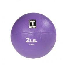 Медицинский мяч 2LB/0,9 кг Body-Solid BSTMB2
