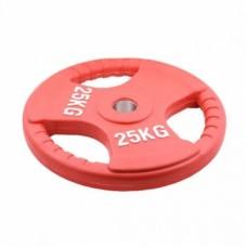 Олимпийский диск евро-классик 25 кг