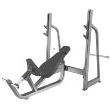 Скамья для жима лежа с положительным углом GROME fitness AXD5042A