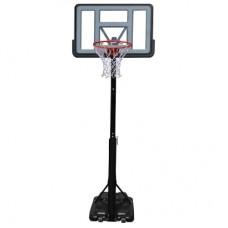 Стойка баскетбольная мобильная DFC STAND44PVC1