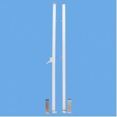 Стойки волейбольные универсальные алюминиевые SpW-AUS-2