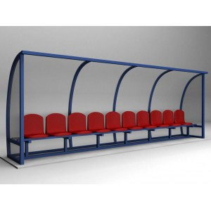 Скамейки для запасных игроков купить по низким ценам в Raduga-Sporta.ru