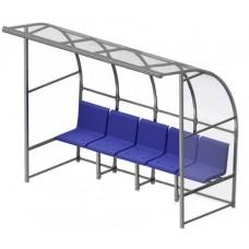 Скамейка для запасных игроков на 5 мест